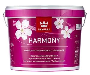 Tikkurila Harmony / Тиккурила Гармония глубоко матовая краска для стен и потолков